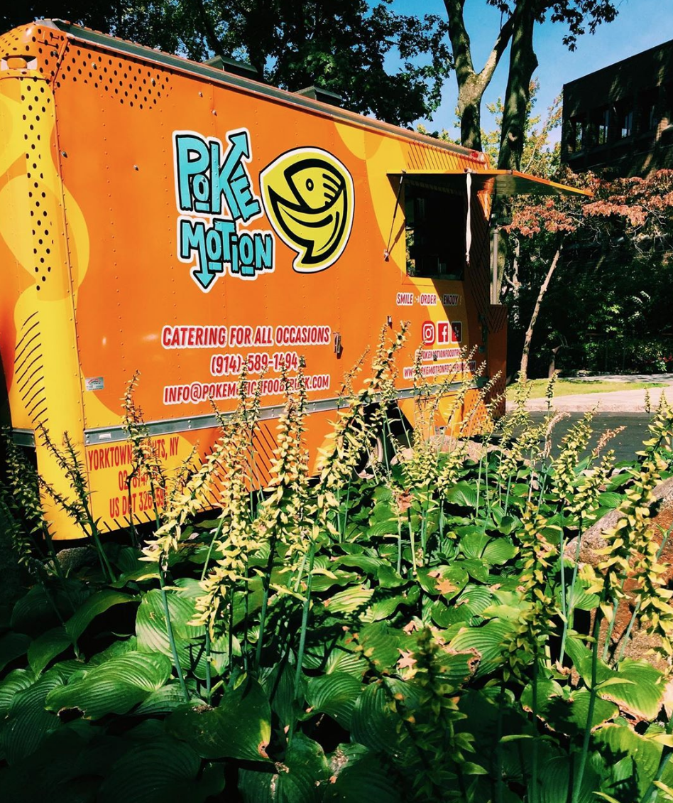 Poke Motion Food Truck Catering
