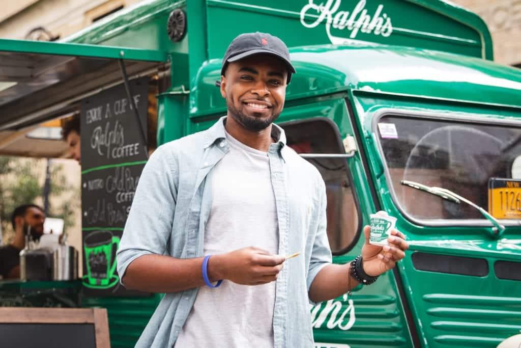 Ralphs Coffee Truck