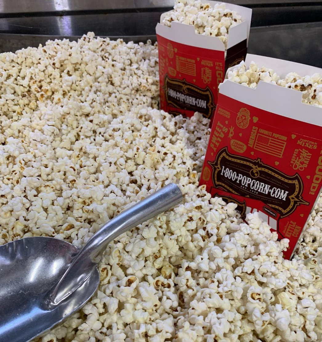 1800 Popcorn Original