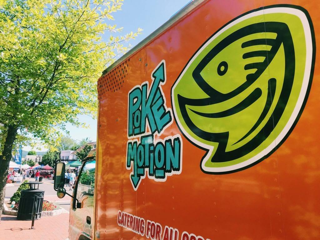 Poke Motion Food Truck