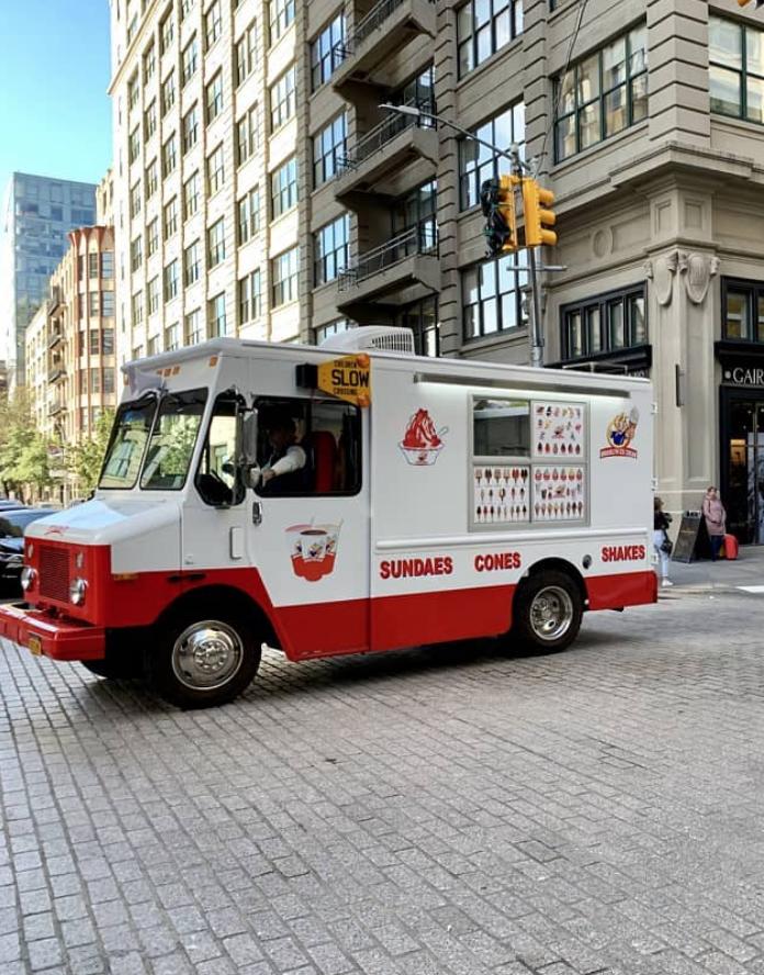 Brooklyn Ice Cream Truck
