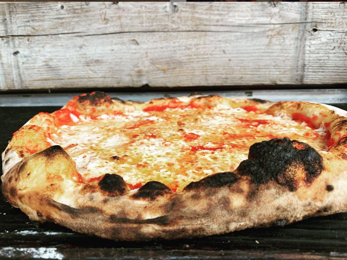 Brooklyn Pizza Cart