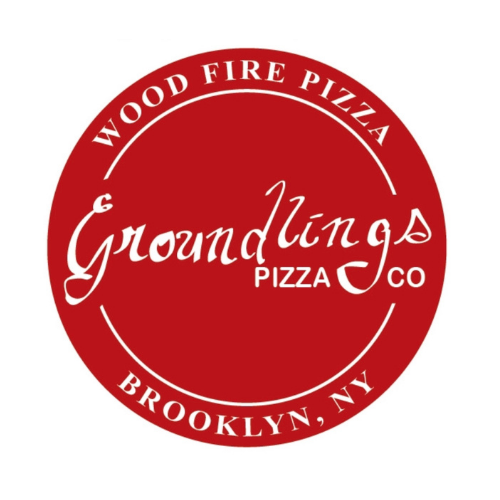 Groundling Pizza Co. Logo