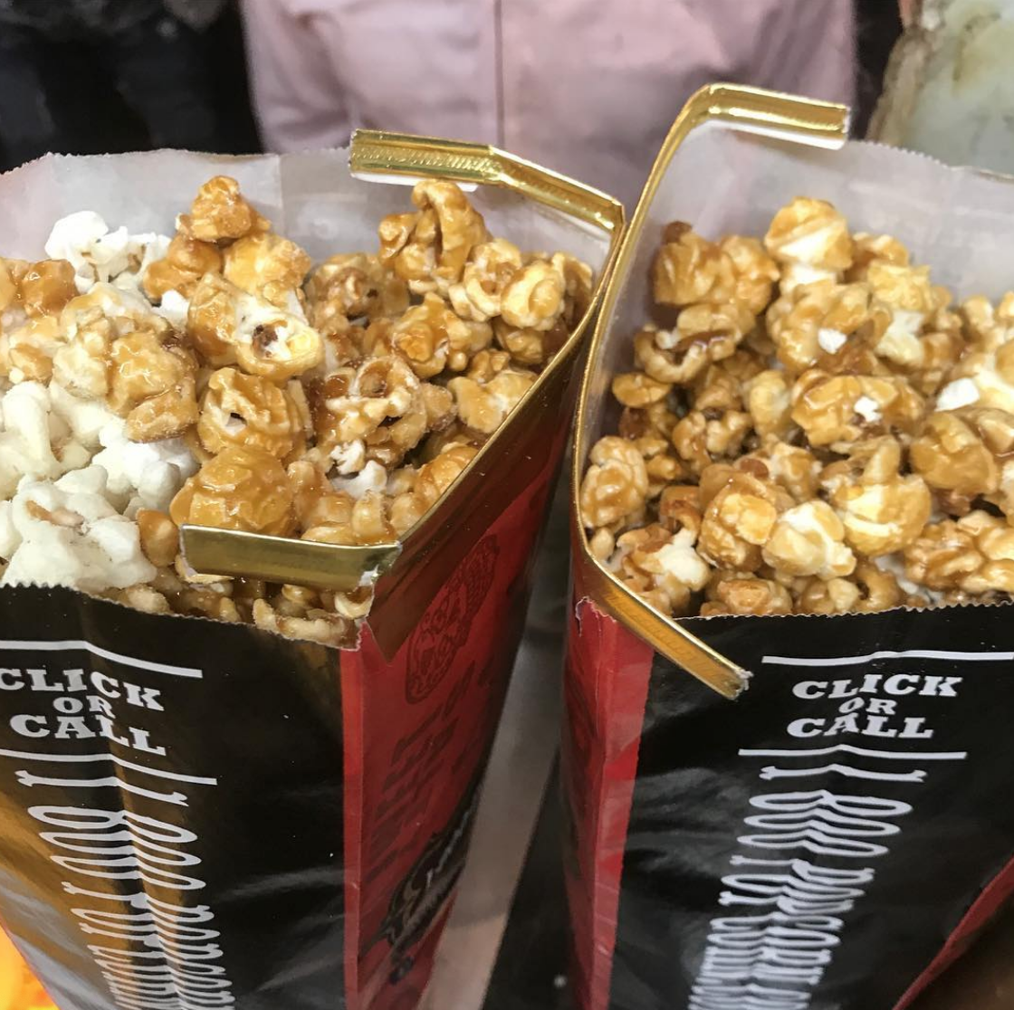 Popcorn Truck Catering New York