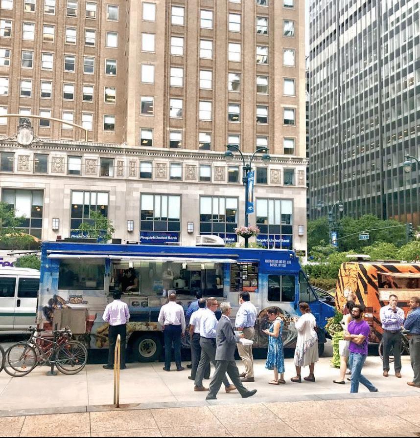 Best Greek Food Truck New York