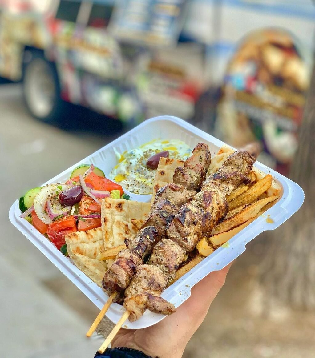 Greek Food Truck Catering NYC
