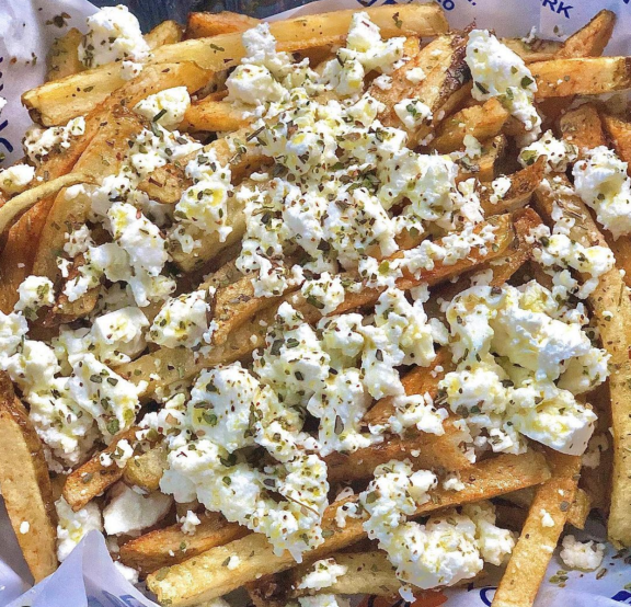 King Souvlaki Greek Fries