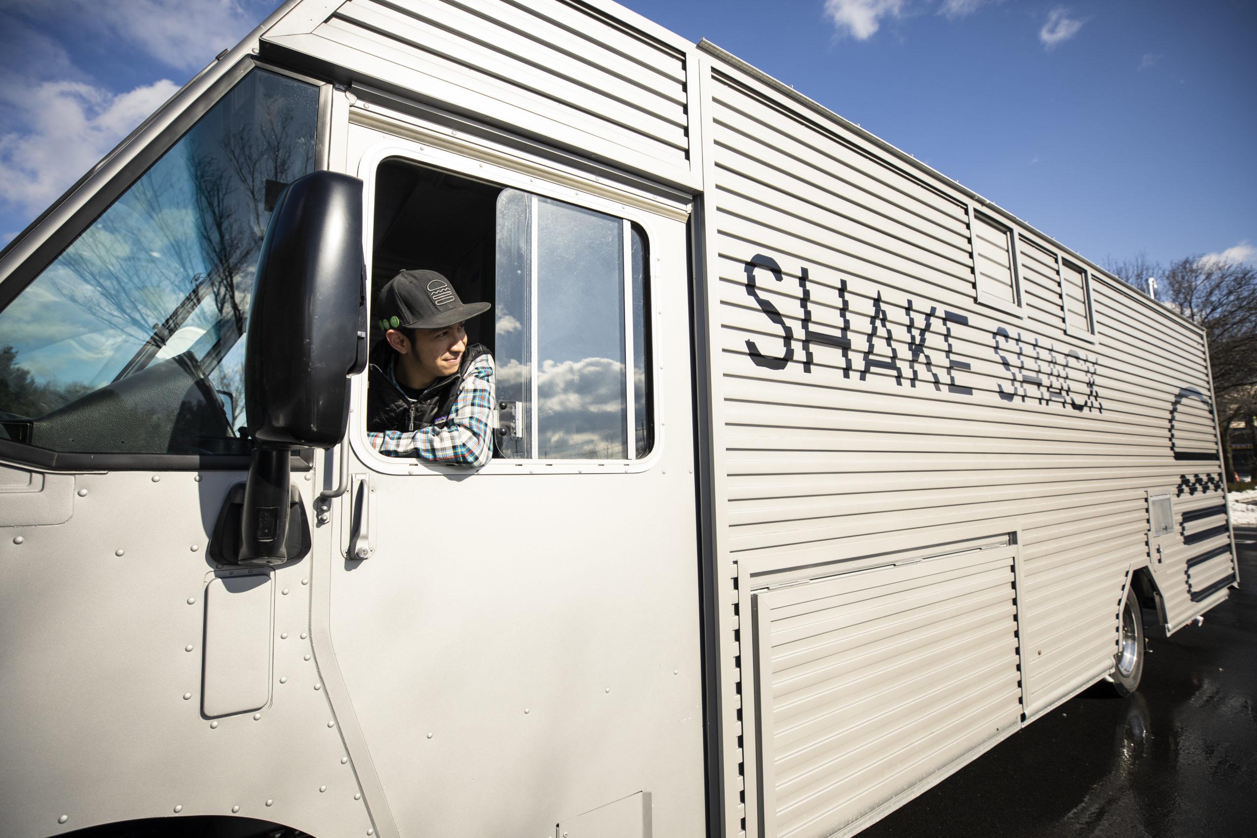 Shake Shack Food Truck Catering
