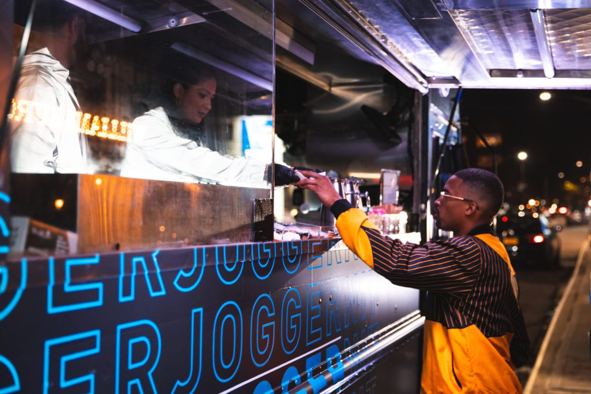 Three Times Food Trucks Created Immersive Brand Promotions