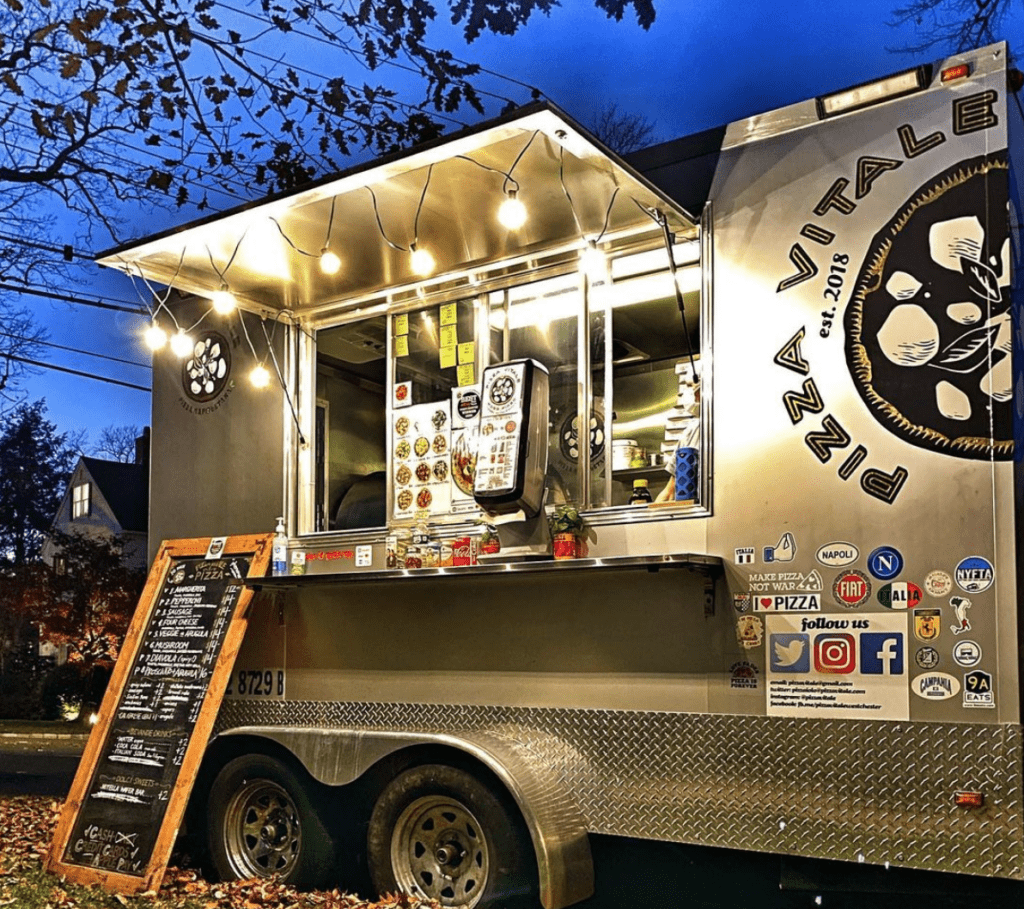 Pizza Vitale Pizza Food Truck