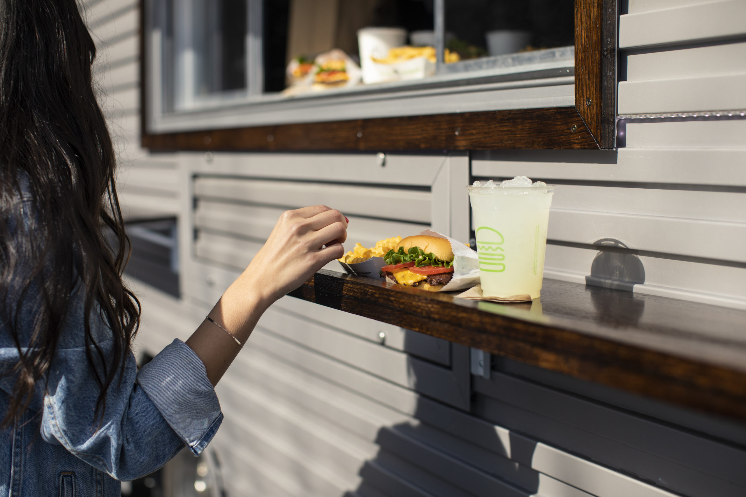 Shake Shack Truck Catering New York