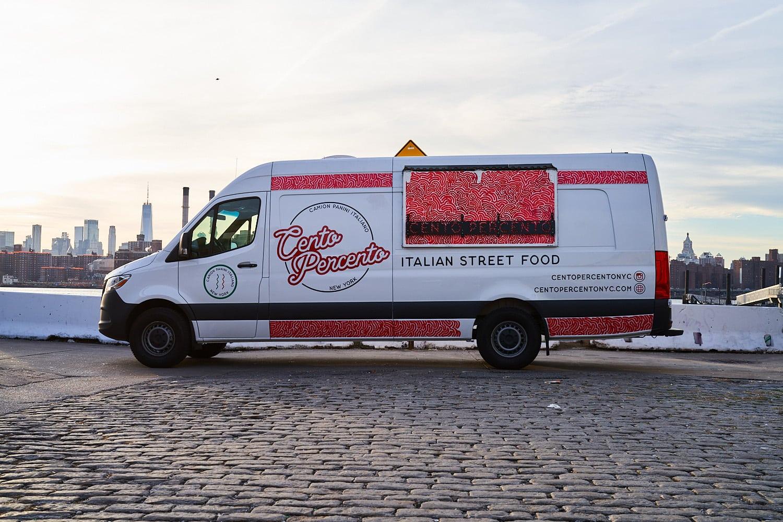 Italian Sandwich Food Truck NYC