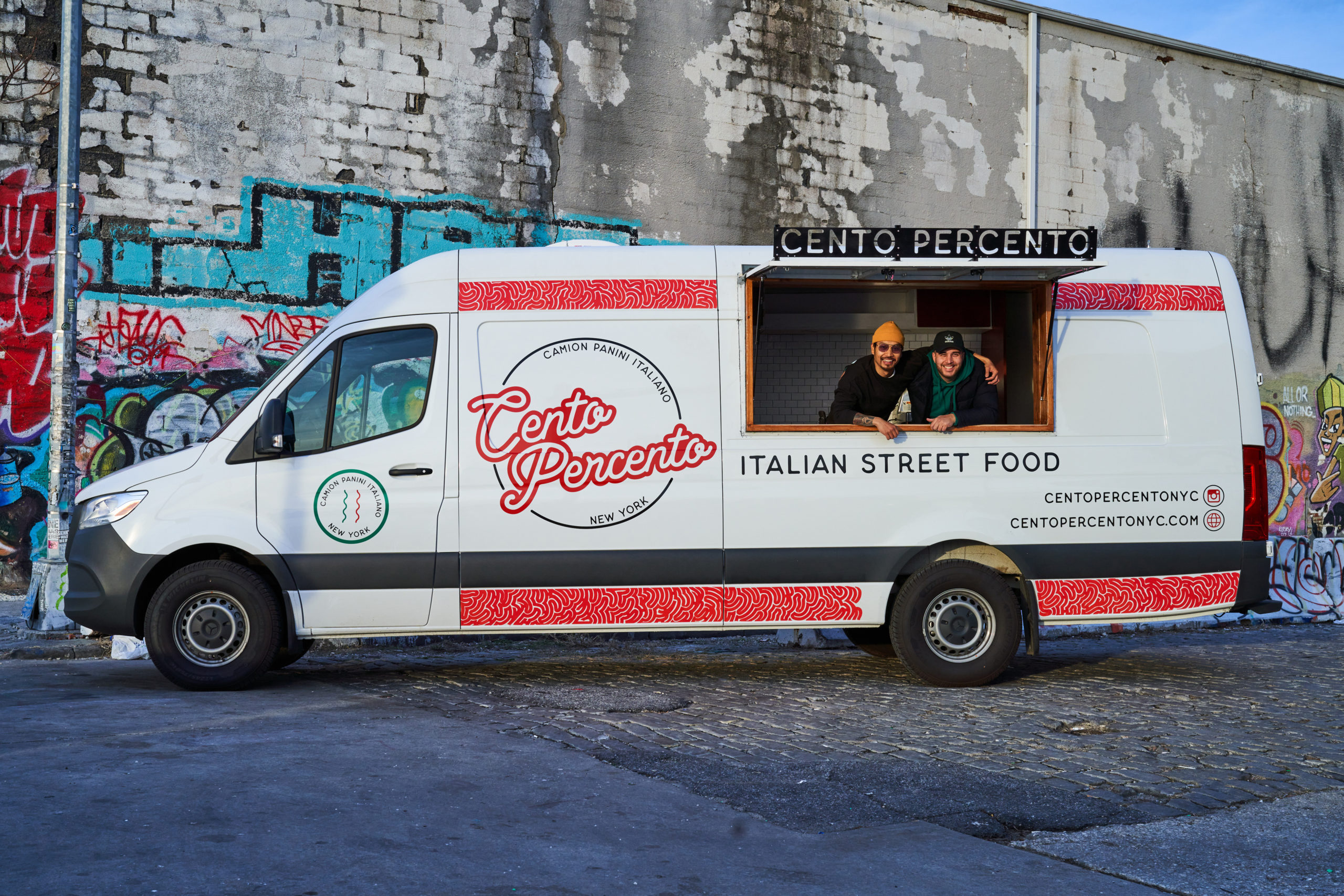 Cento Percento NYC Italian Catering