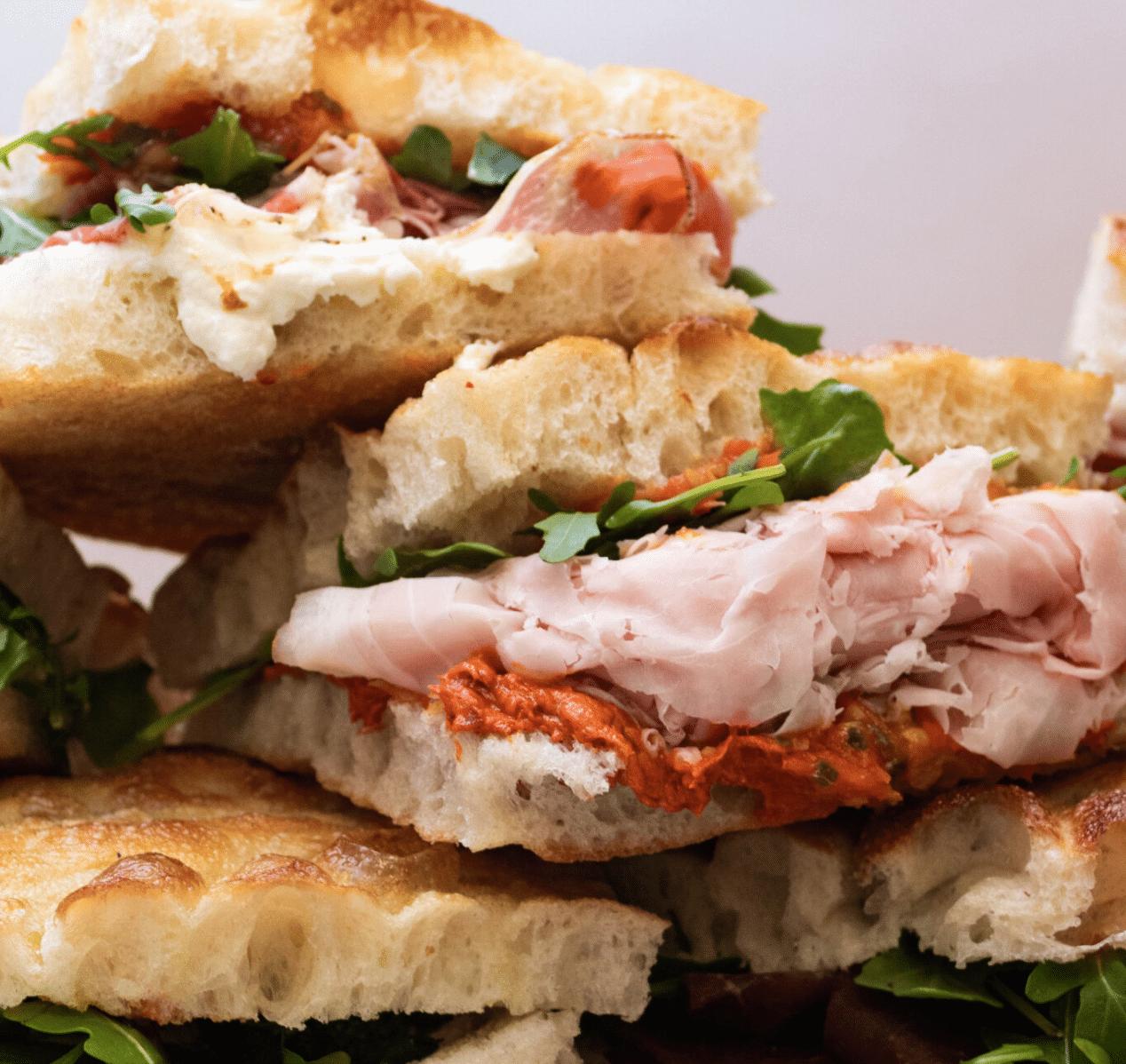 Italian Sandwich Catering