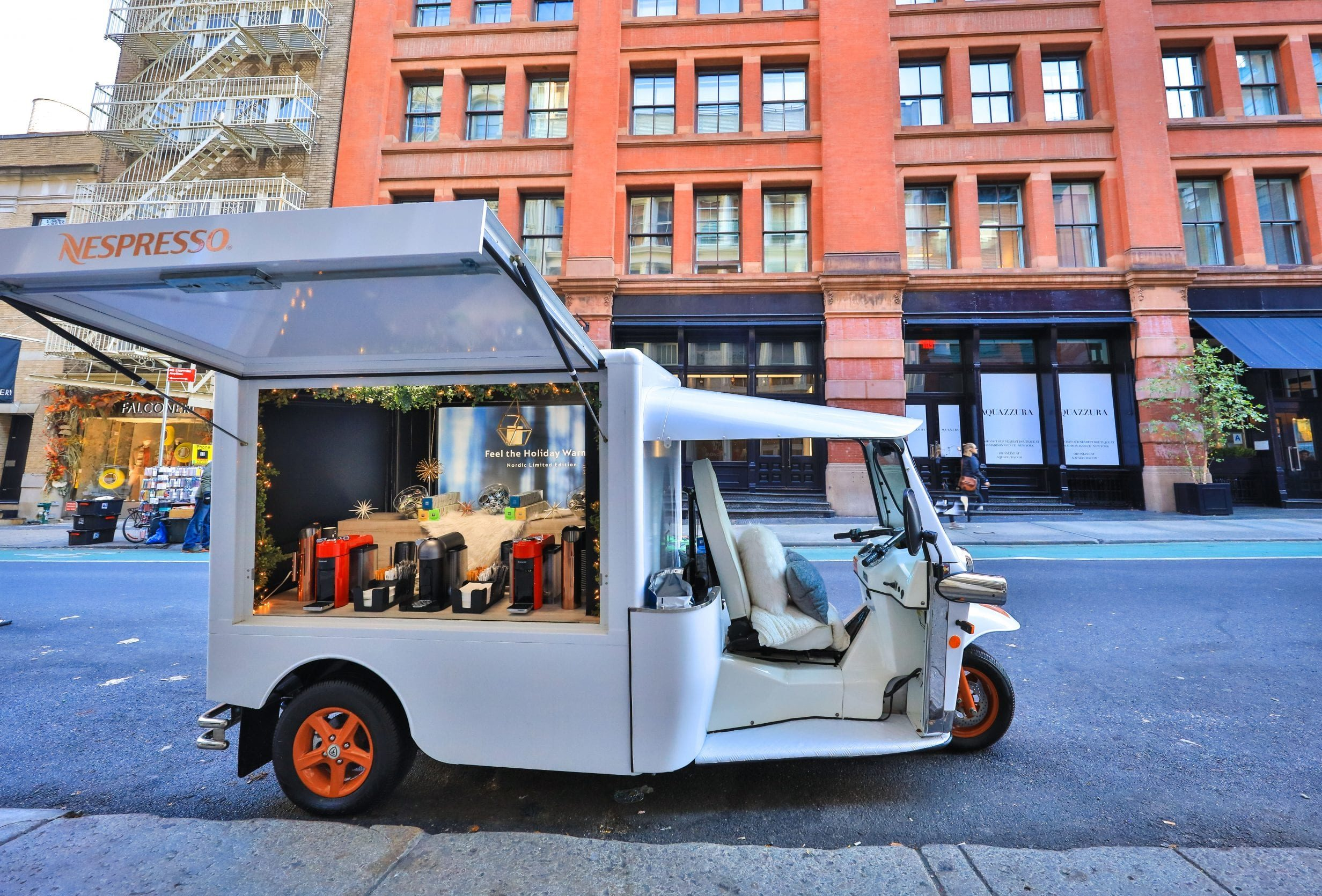 Put Your Brand on Wheels with Mobile Pop-Up Shops
