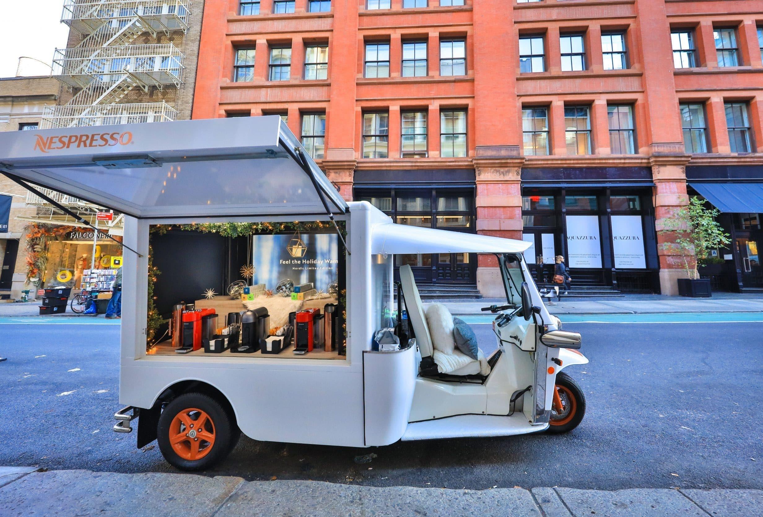 Mobile Pop Up Shop