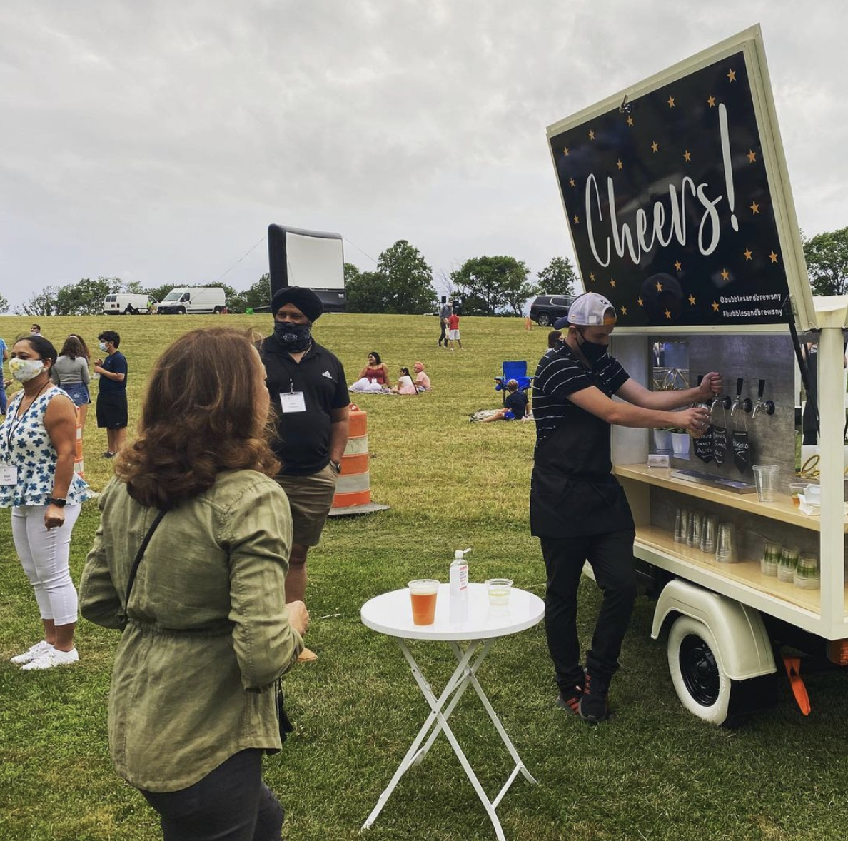 The Best Outdoor Office Party Catering Tips For 2021