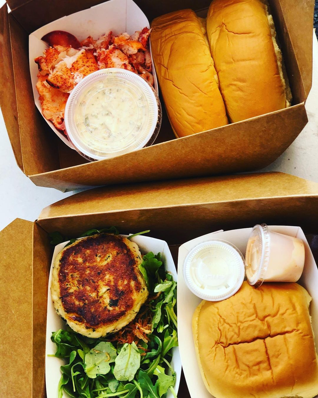 Seafood Food Truck Catering