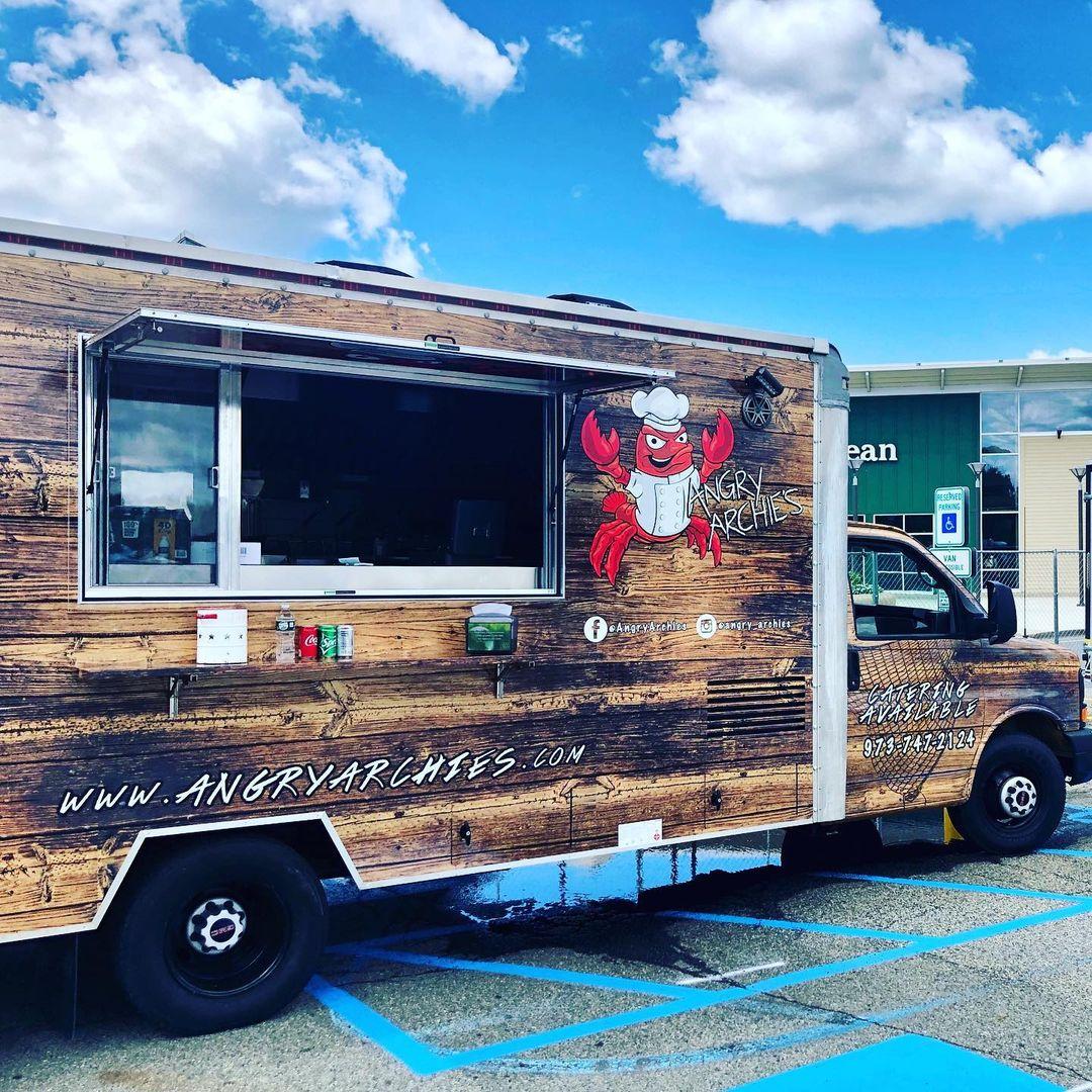 Seafood Food Truck NYC