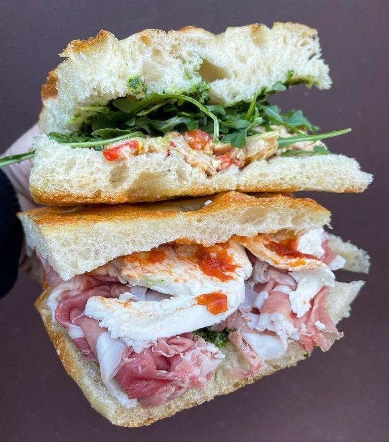 Cento Percento Sandwich Catering
