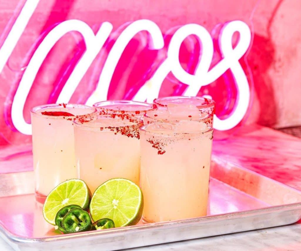 Disco Tacos Margaritas