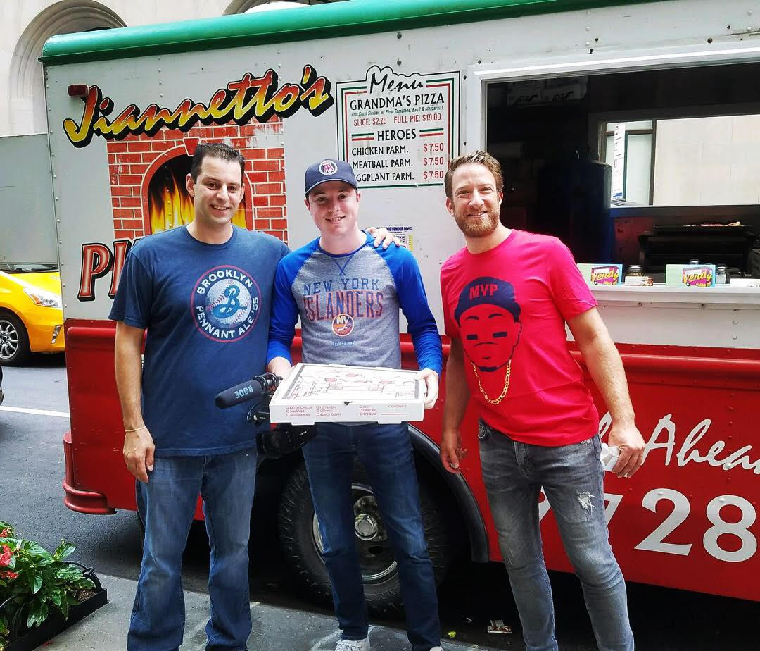Jiannetto's Pizza Review Barstool Sports