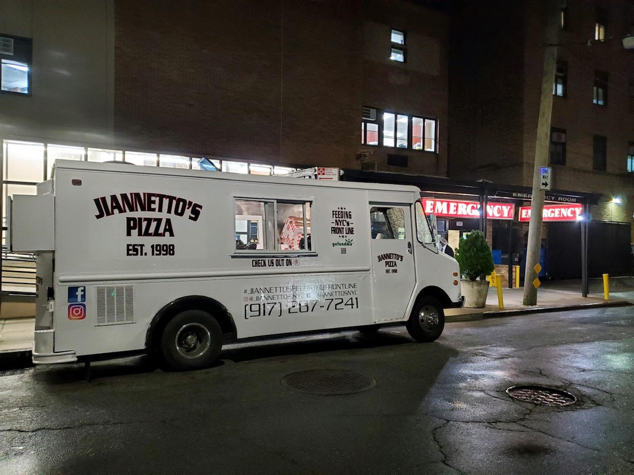 Jiannetto's Pizza and Catering