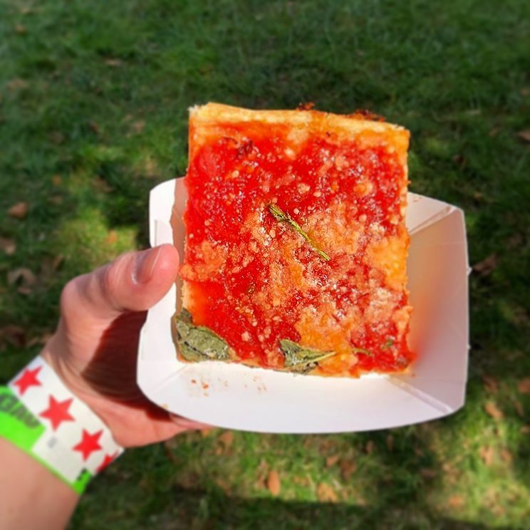 New York Pizza Food Truck Catering