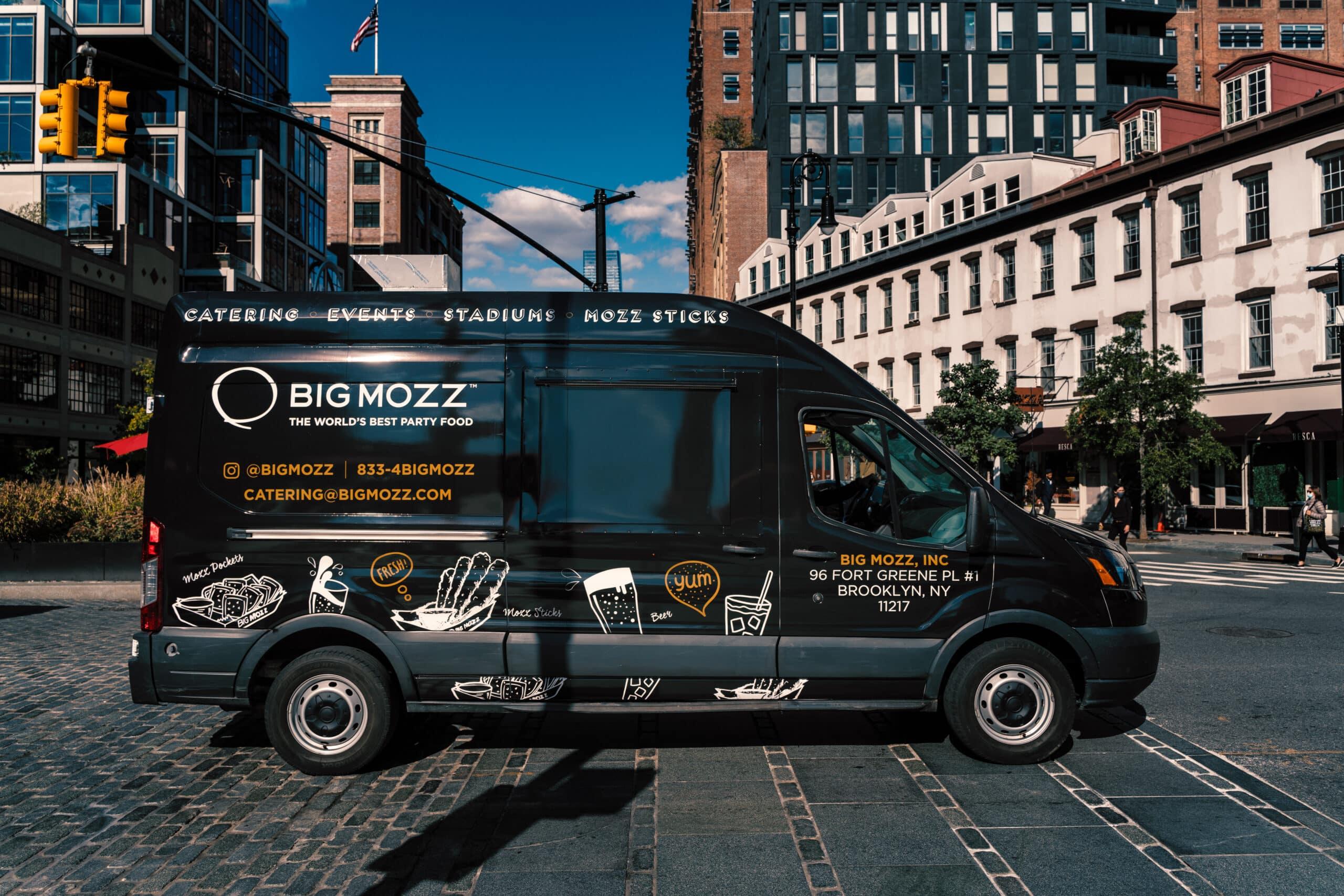 Big Mozz Food Truck