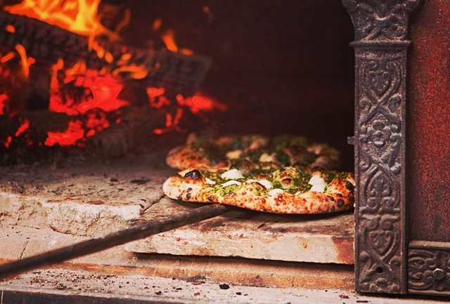 Pizza Food Trucks With Real Pizza Ovens to Rent in NY