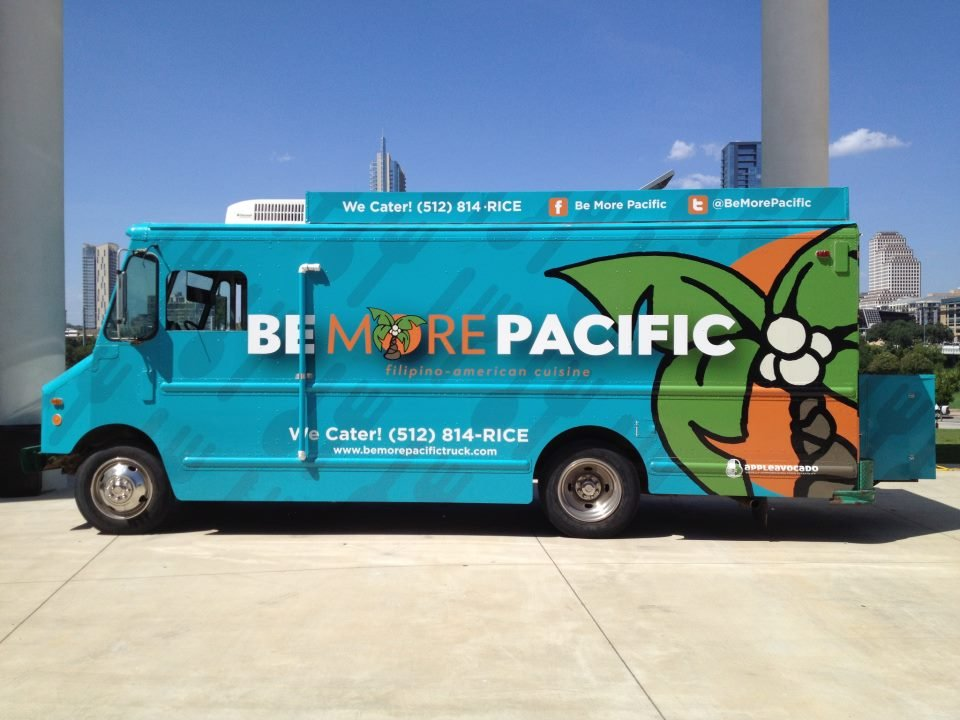 Be More Pacific Food Truck