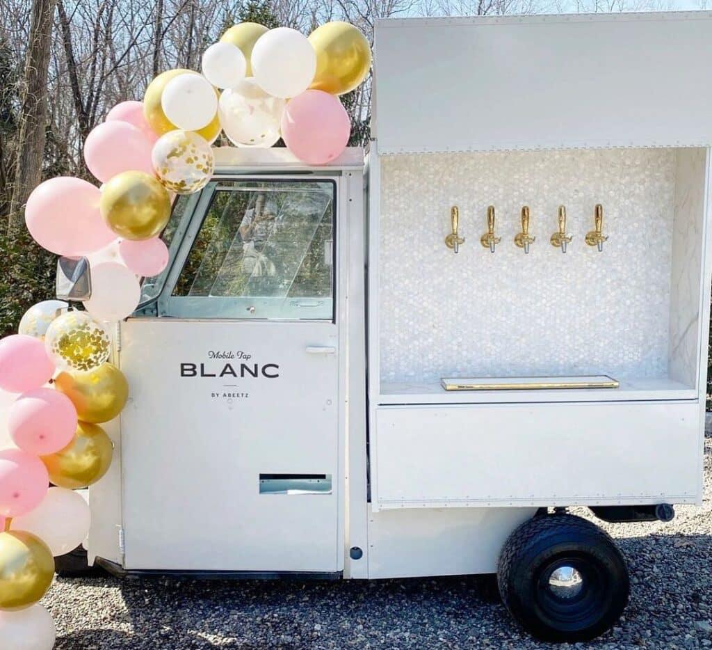 Blanc By Abeetz Mobile Tap Truck