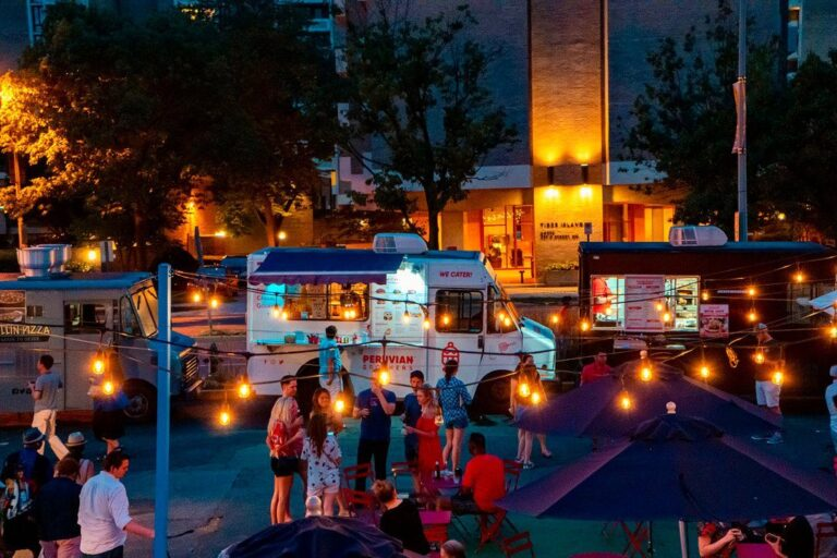 Food Truck Office Party