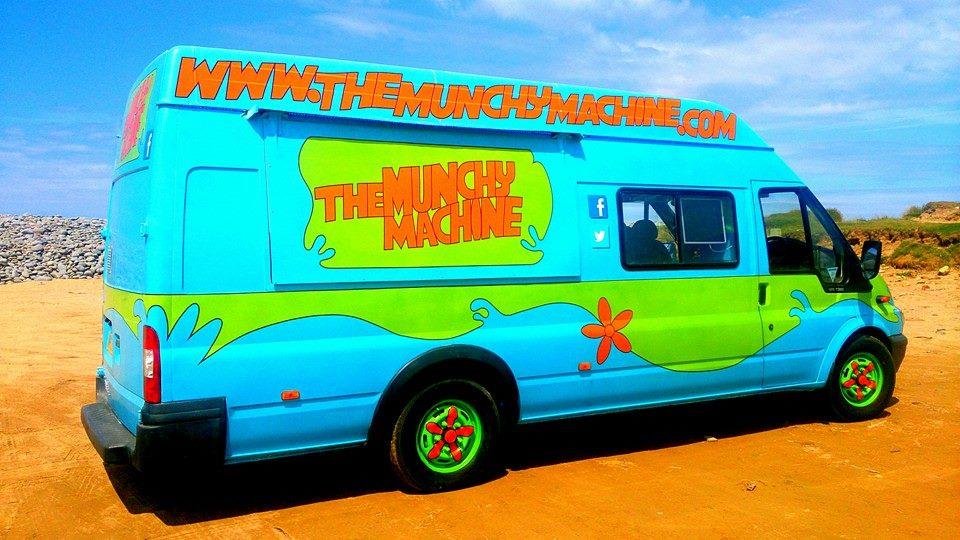 Munchy Machine Food Truck