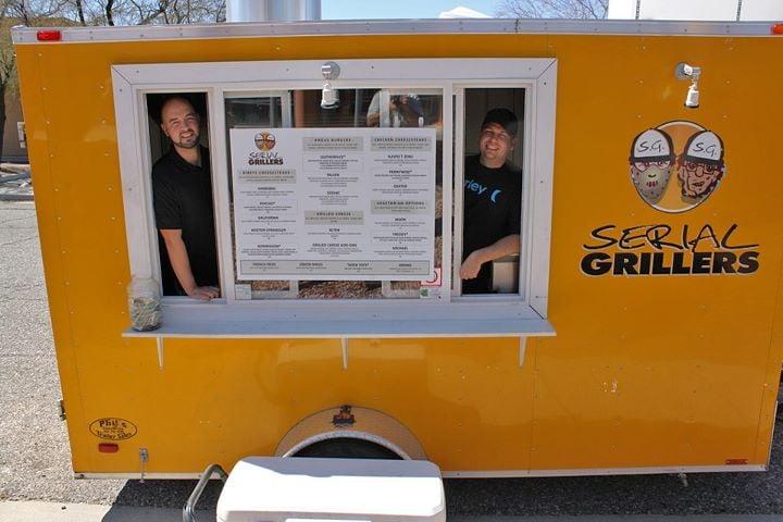 Serial Grillers Food Truck