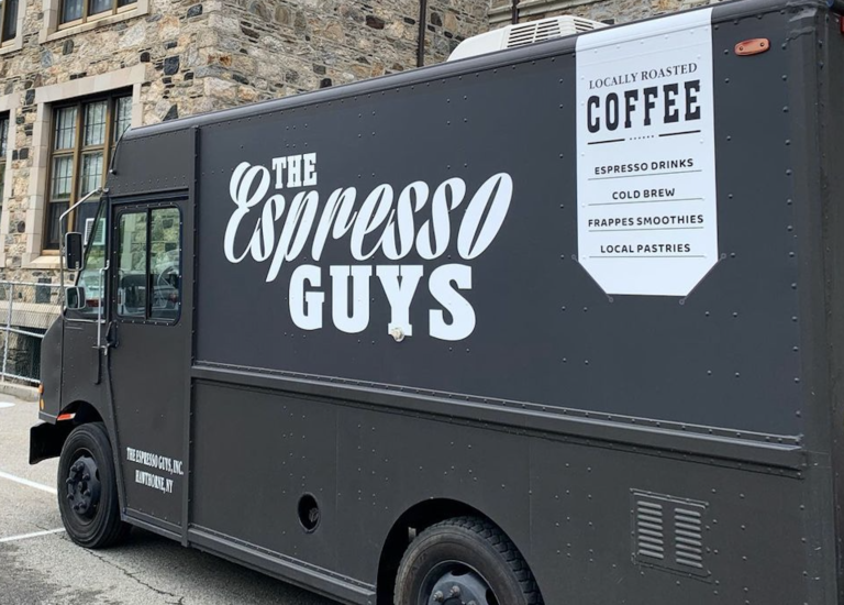 Espresso Guys Coffee Truck