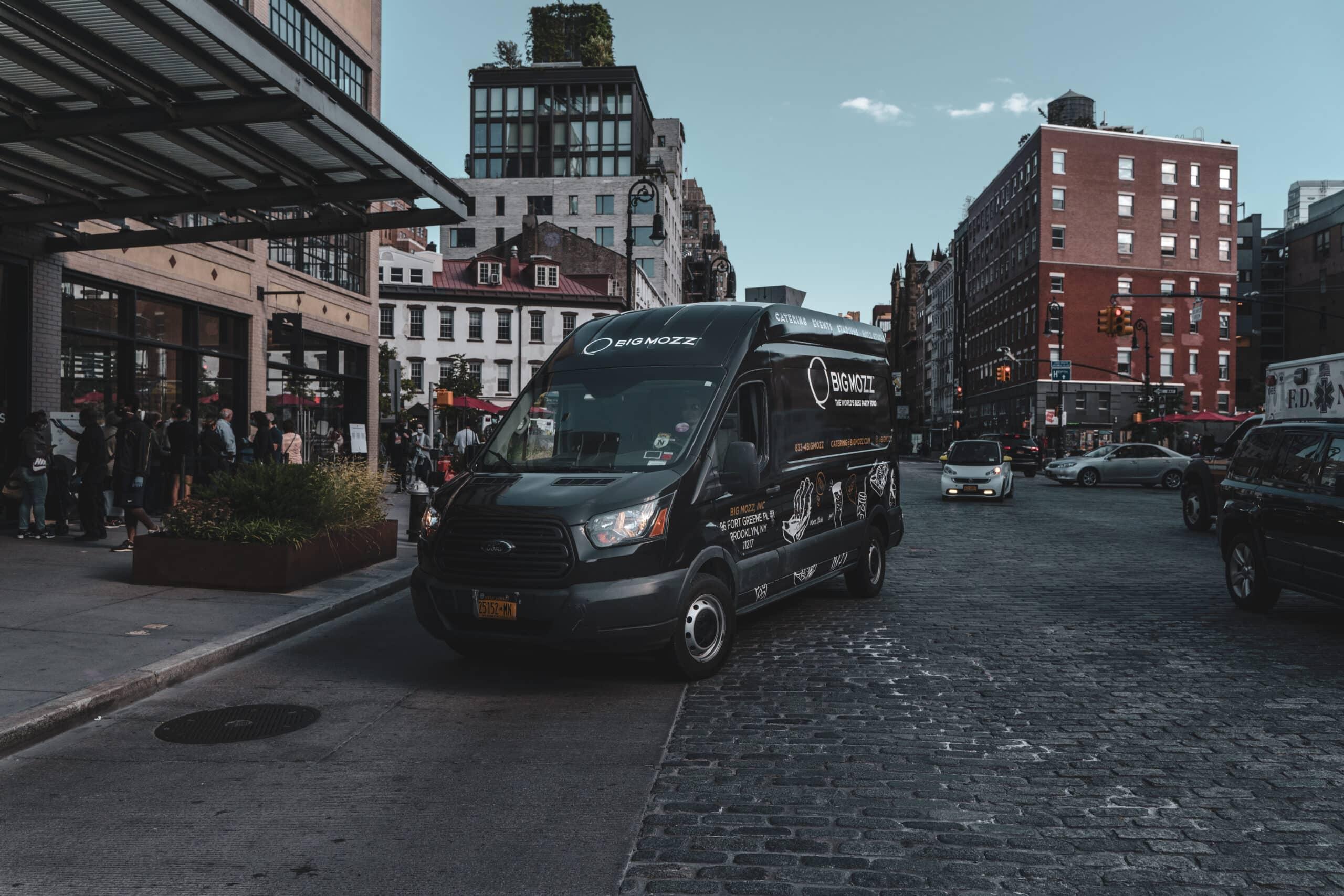 Big Mozz Food Truck NYC