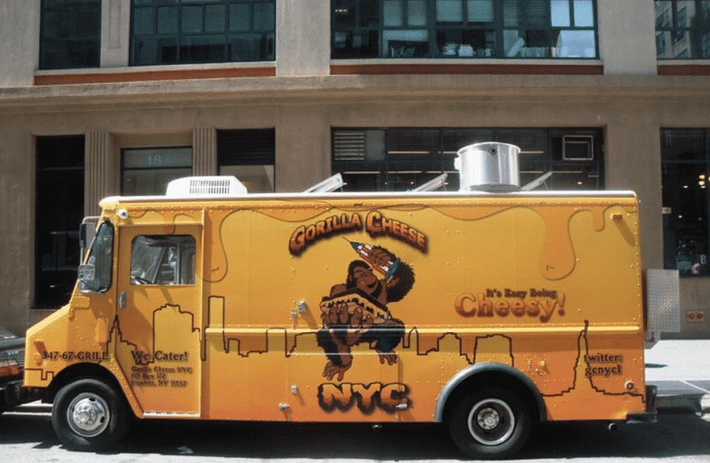 Gorilla Cheese NYC Food Truck