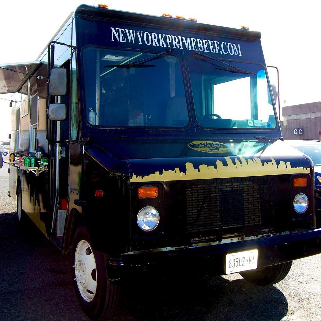 New York Prime Beef The Steak Truck