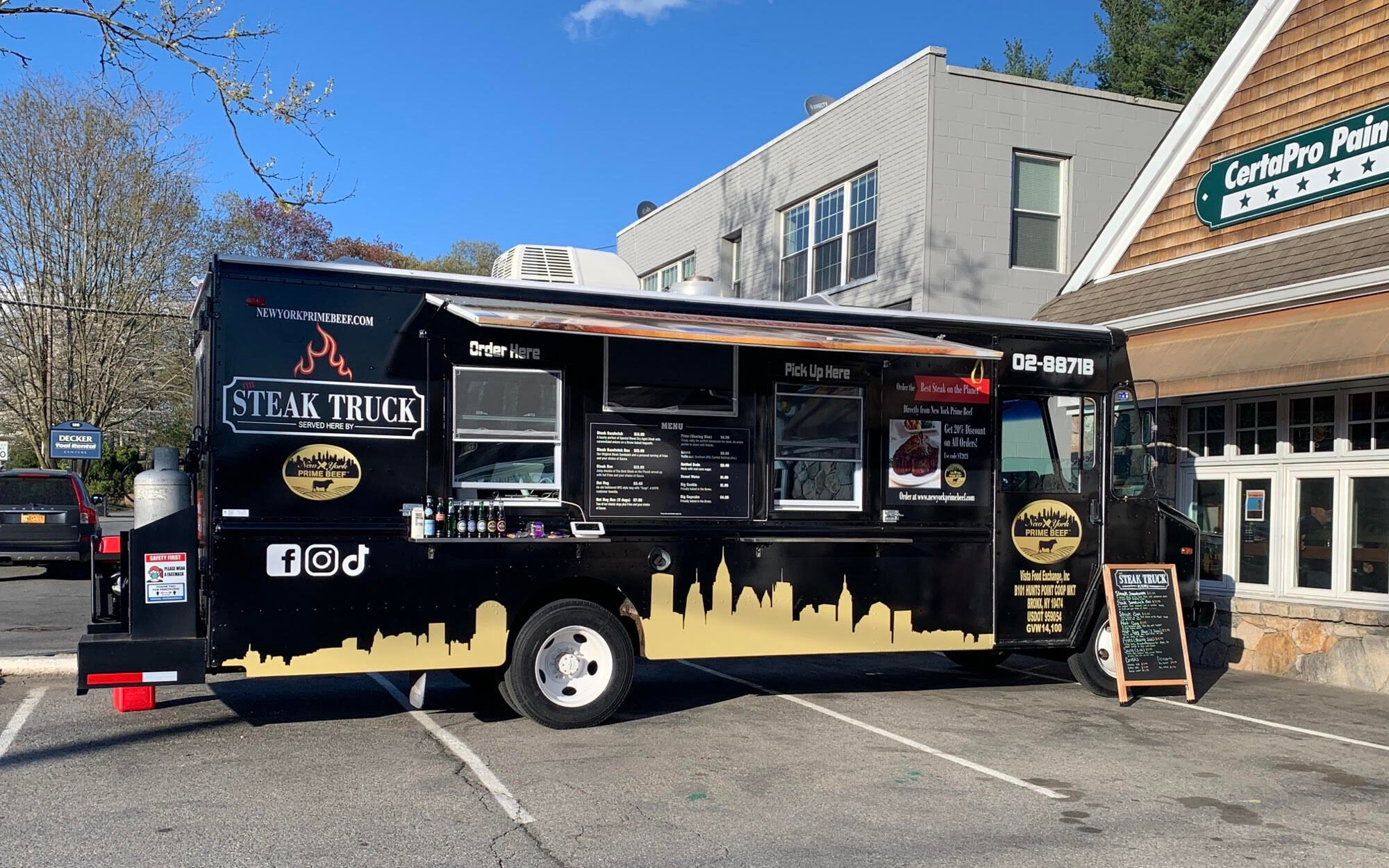 The Steak Truck Catering