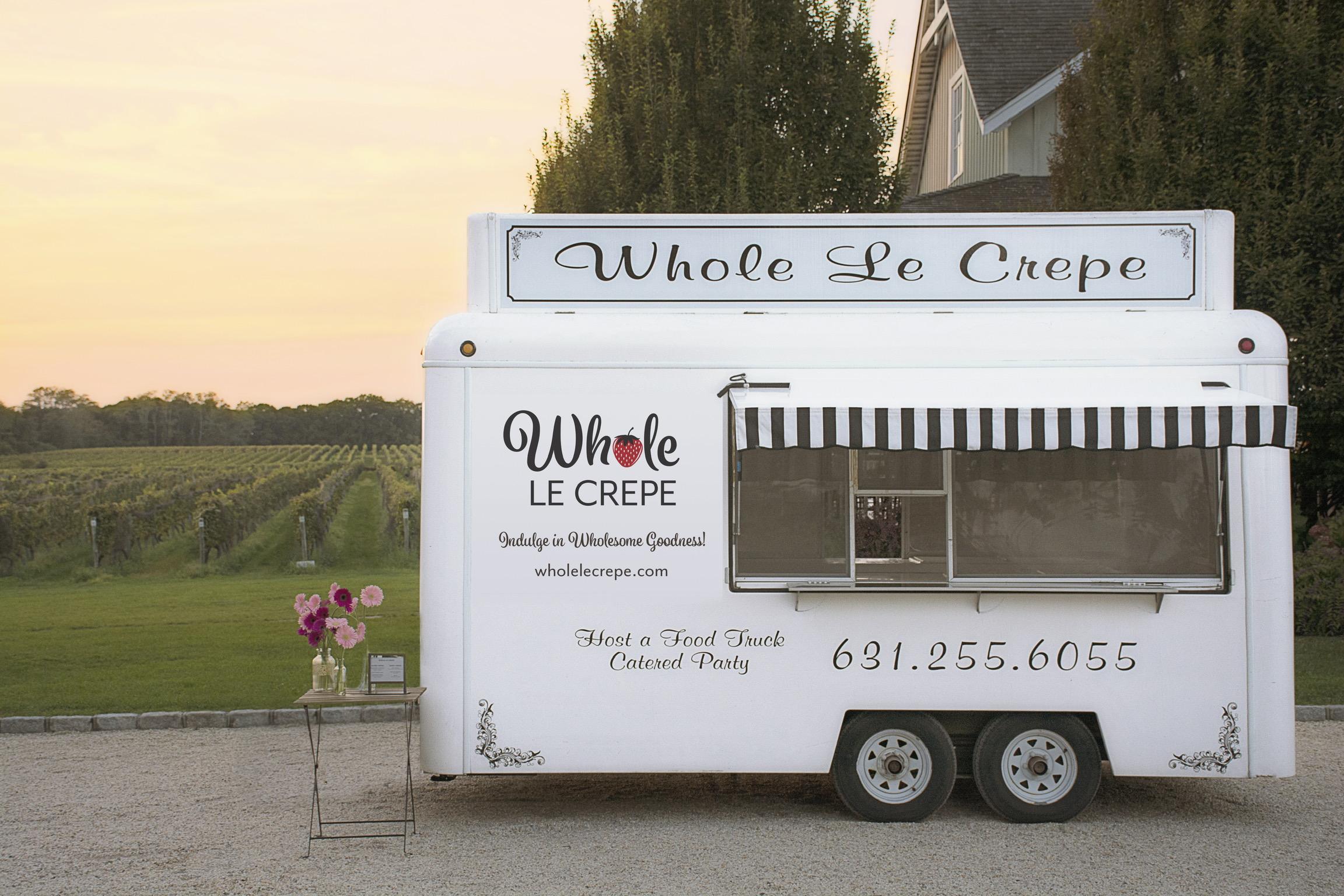 Whole Le Crepe Food Truck