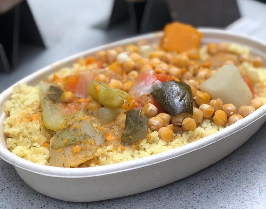 Couscous Plate