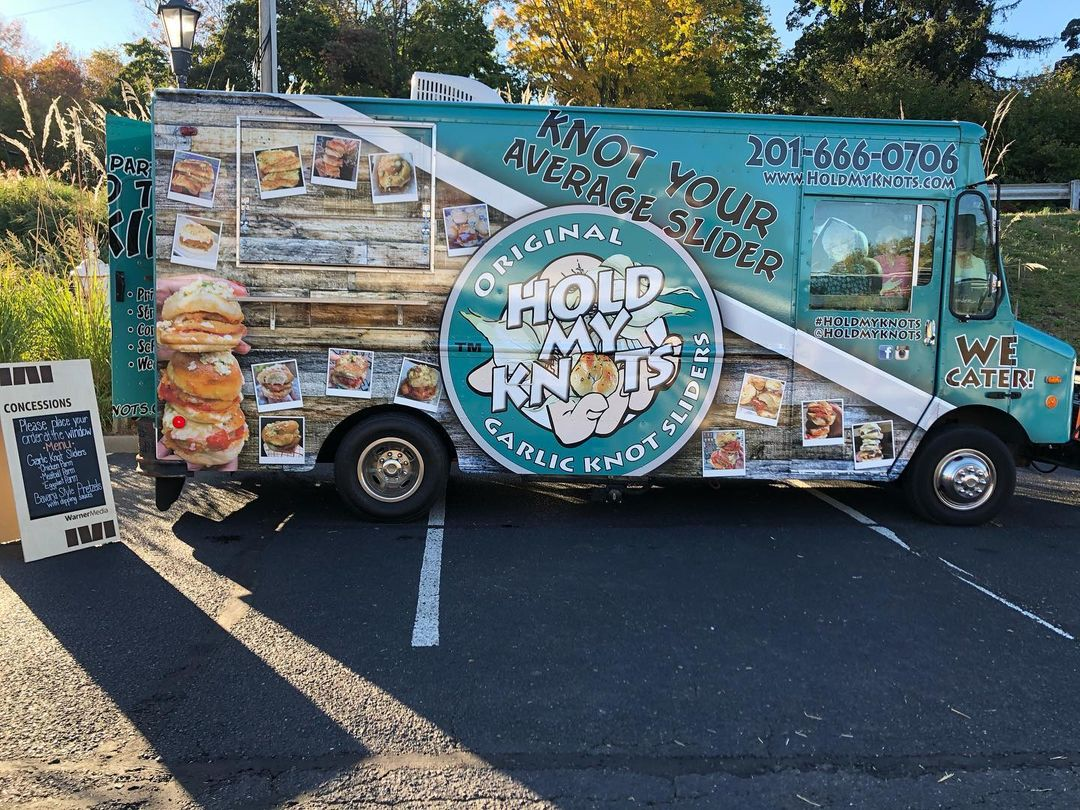 Hold My Knots Food Truck