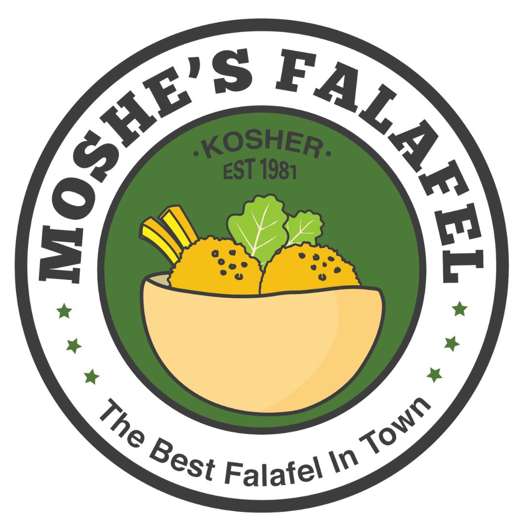 Moshe's Falafel Logo