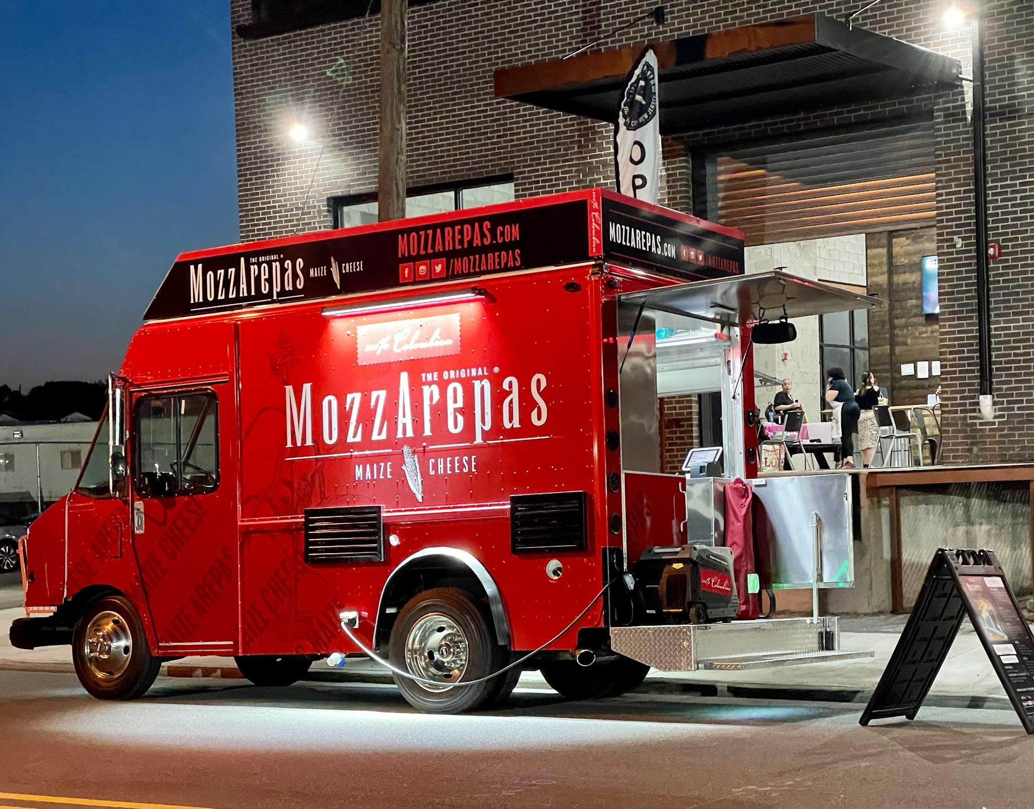 MozzArepas Food Truck