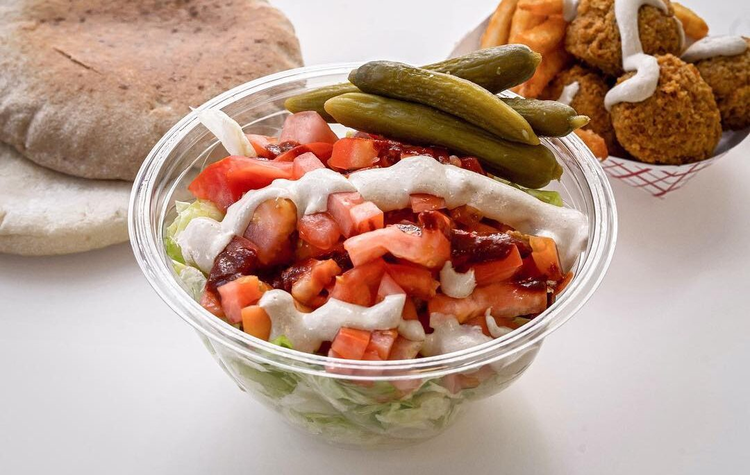 Tossed Salad Platter