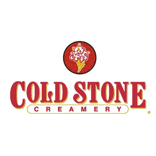 Cold Stone Creamery Ice Cream Food Truck New York Logo