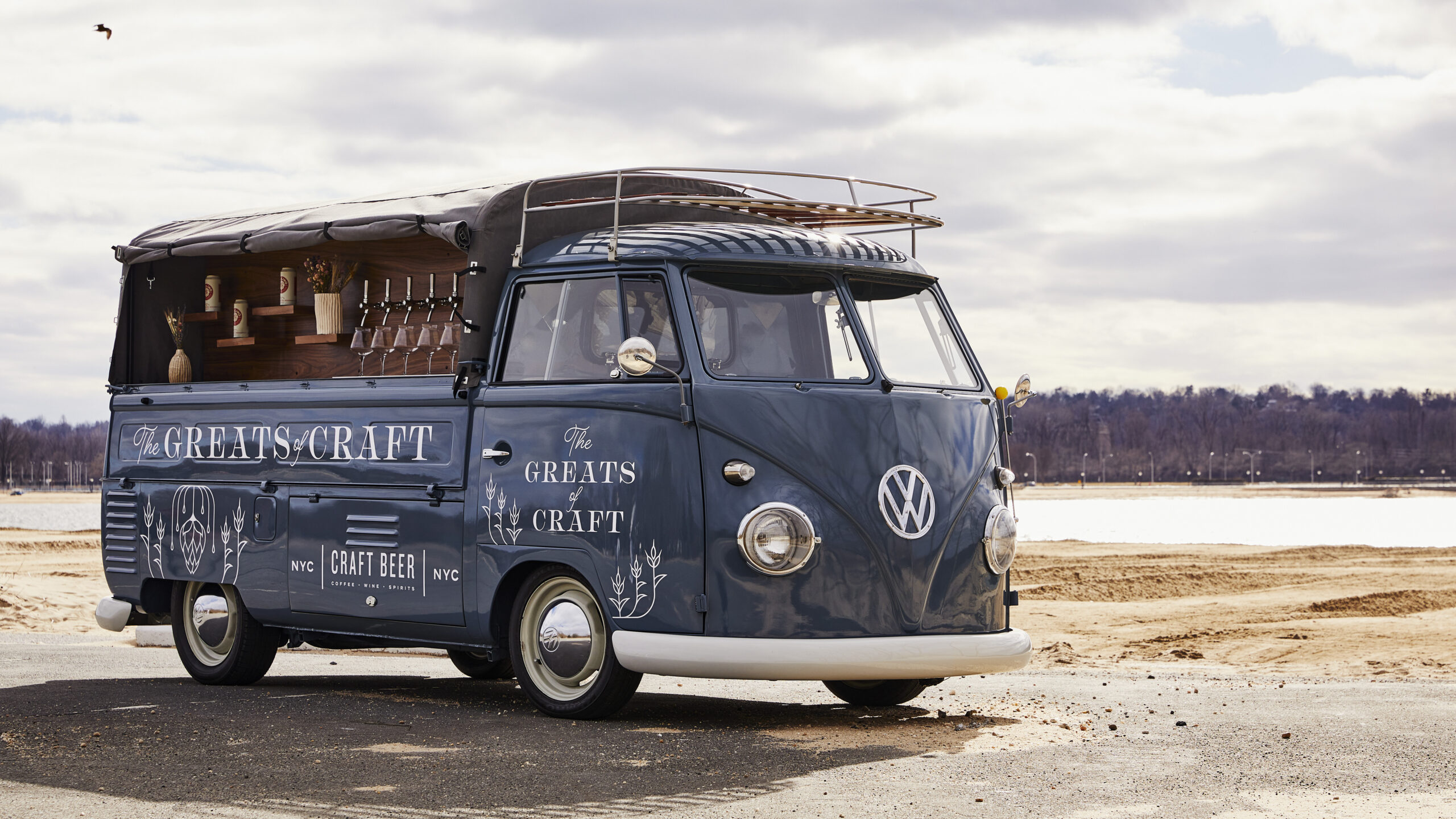 Greats of Craft Mobile Bar