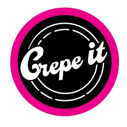 Crepe It Logo New York Food Truck