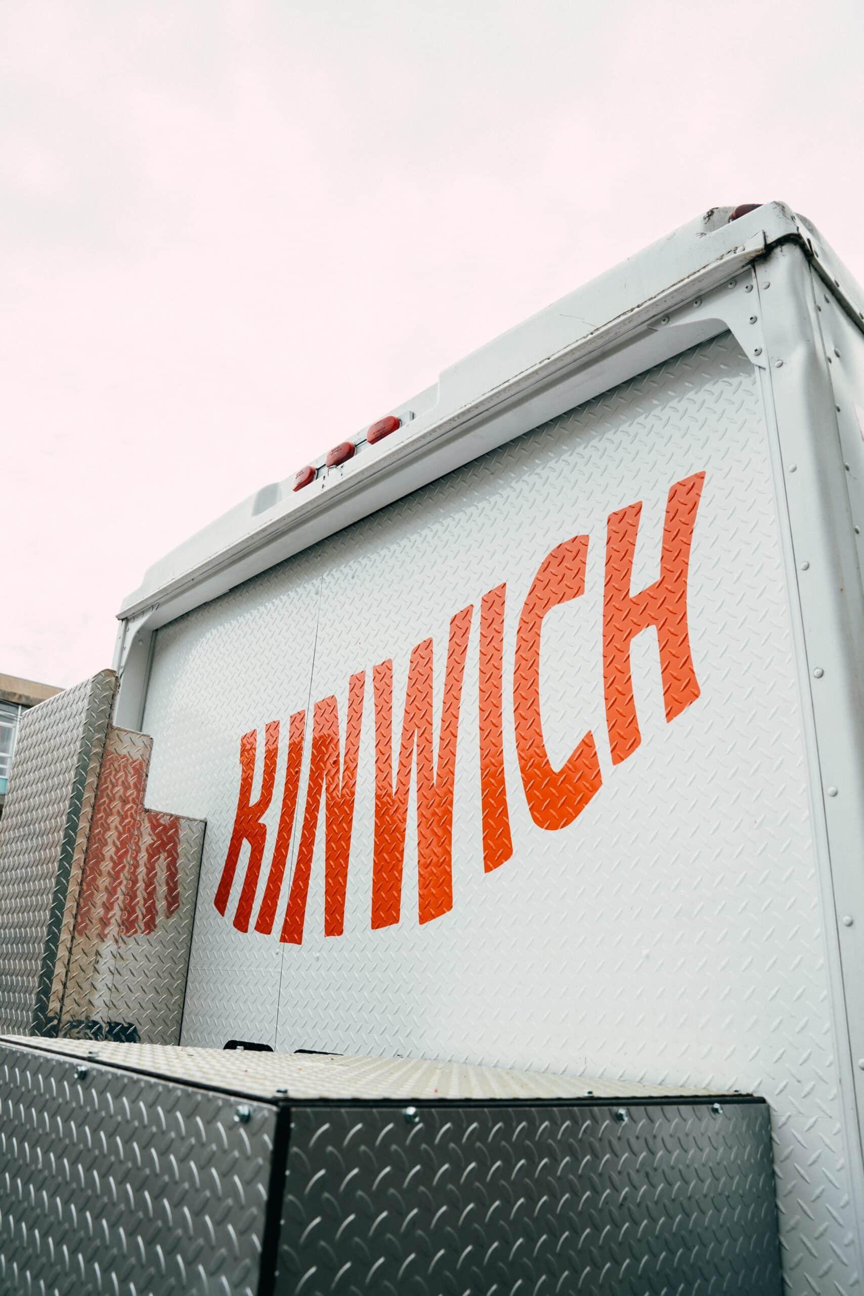 Kinwich Food Truck New York Sandwich Catering